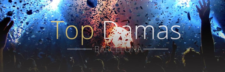 TopDamas Barcelona Sonar 2018